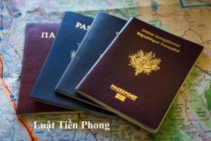 Thủ tục cấp thị thực (Visa) cho chồng là người nước ngoài