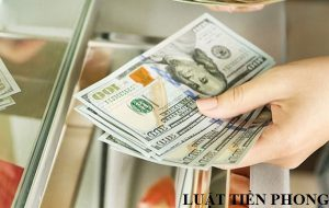 Thủ tục đăng ký thay đổi đại lý đổi ngoại tệ