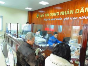 Xin cấp phép thành lập quỹ tín dụng nhân dân