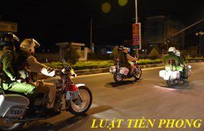 Quyền và trách nhiệm của cảnh sát giao thông khi tuần tra, kiểm soát