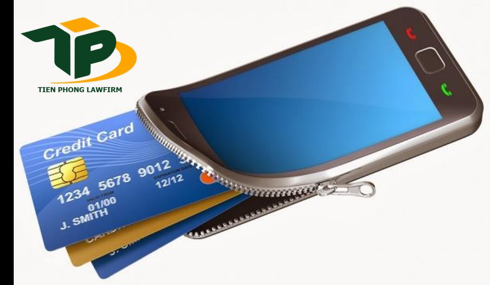 Thủ tục xin giấy phép hoạt động ví điện tử