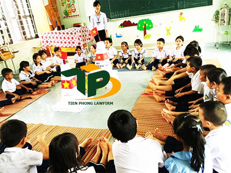 Thủ tục xin phép cơ sở giáo dục khác dạy chương trình tiểu học
