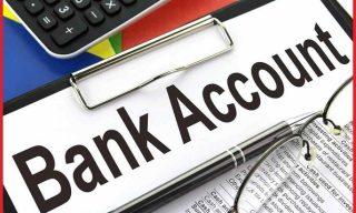 Thủ tục thông báo tài khoản ngân hàng của Viện nghiên cứu