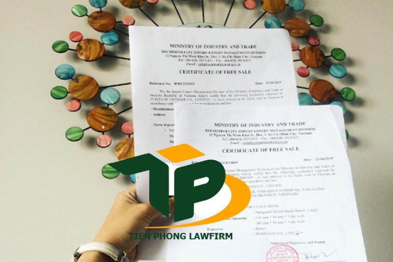 Quy định về giấy chứng nhận lưu hành tự do (CFS) đối với hàng hóa nhập khẩu