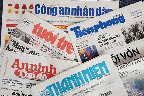 Xin giấy phép thành lập tạp chí, báo chí