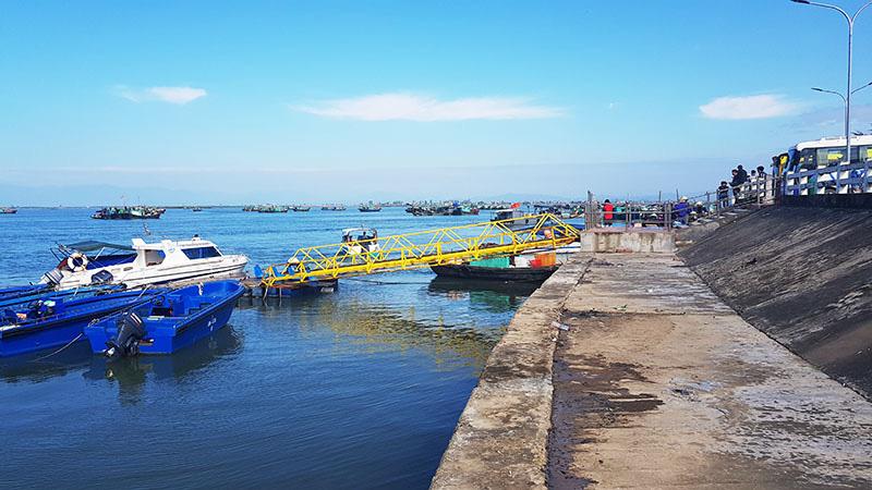 Công bố lại hoạt động cảng, bến thủy nội địa