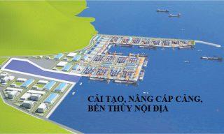 Thủ tục xin cải tạo cảng, bến thủy nội địa